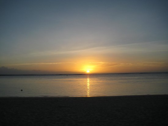 Sugar Beach Mauritius : Sunset