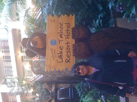 Lake Tahoe Resort Hotel : The Bear.....