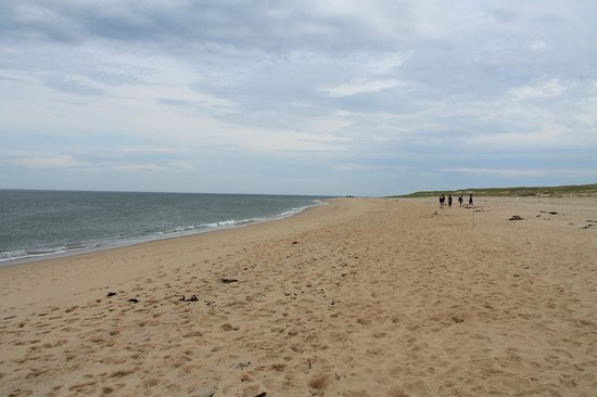 Cape Cod National Seashore : not so many crowds this time of the year