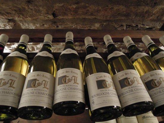 Authentica Tours : Wine selection
