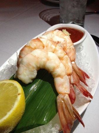 Fleming's Prime Steakhouse & Wine Bar: Shrimp cocktail