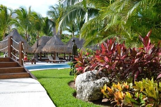 Excellence Playa Mujeres: Stunning grounds