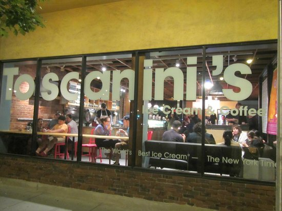 Photo of Restaurant Toscanini's at 899 Main St, Cambridge, MA 02139, United States