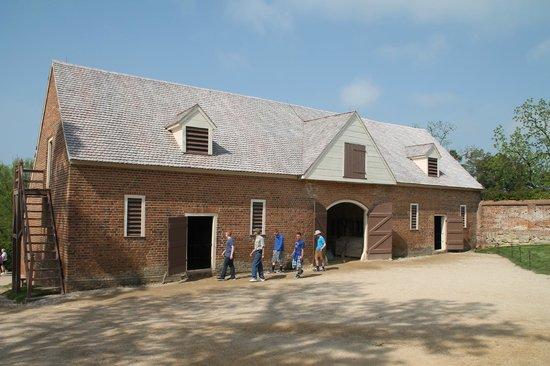 George Washington's Mount Vernon: Stables
