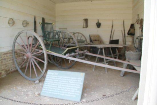 George Washington's Mount Vernon: Transportation