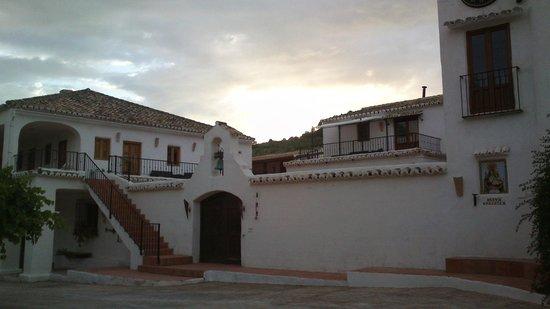 Cortijo Las Salinas: Entrée du Cortijo