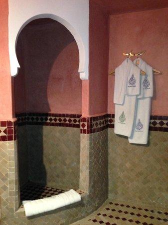 Riad Salam Fes : Bathroom