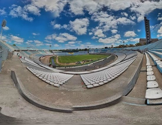 Estadio Centenario: 360º do Estádio Centenário
