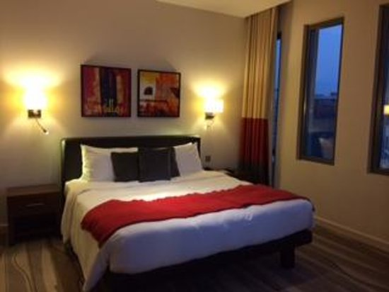 Staybridge Suites Abu Dhabi Yas Island: Bedroom
