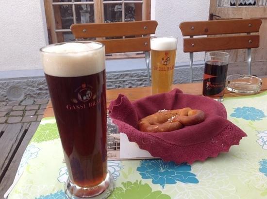 Gassl Brau: la birrona!
