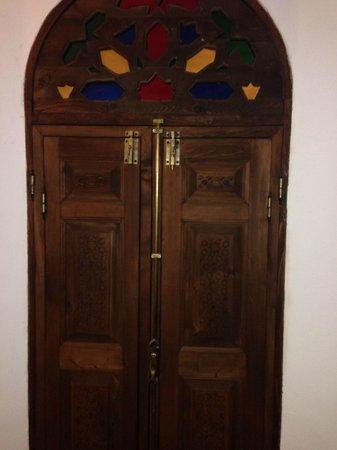 Riad Salam Fes : O/s room