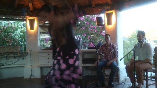 Cortijo Las Salinas: Soirée Flamenco
