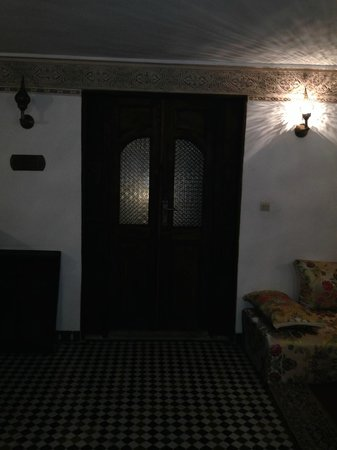 Riad Salam Fes: Outside room