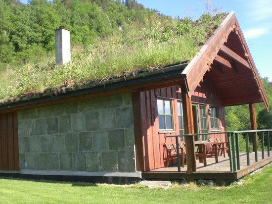 Sogn Fjordhytter: the cabin