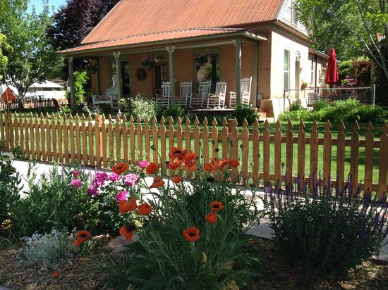 Cali Cochitta Bed & Breakfast: Immaculate care of guests and grounds!