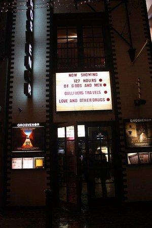 The Belhaven Hotel: Grovesnor Cinema