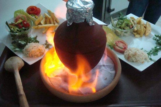Hotel Kerim Restaurant