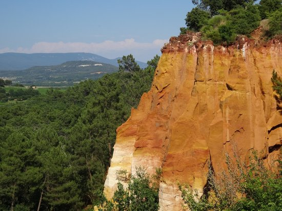 Roussillon location / scooter rental : Roussillon
