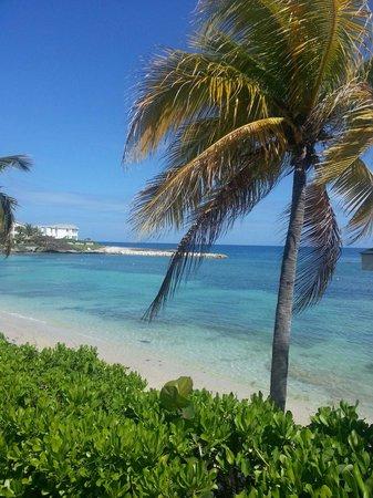 Grand Palladium Lady Hamilton Resort & Spa: Las brisas beach