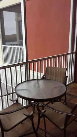 Water Street Hotel & Marina : Balcony
