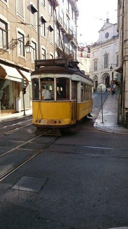 Santo Antonio de Lisboa : Vista de la fachada