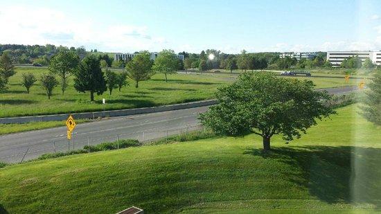 Sleep Inn Allentown : Beautiful view!