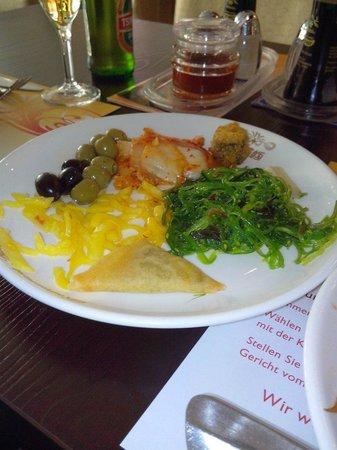 Restaurant Asia Palast