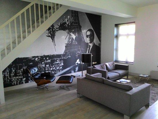 Hoogenweerth Suites: I Love Paris Suite