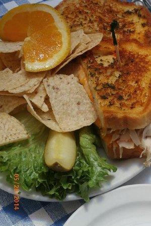 Awful Annie's : sandwich