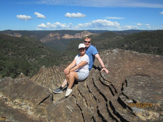 Sydney Great Escapes - Blue Mountains Day Tours: VIEW