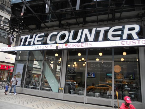 the counter sign