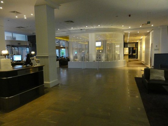 Radisson Blu Palace Hotel, Spa : Hall