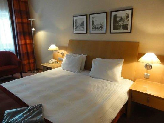 Radisson Blu Palace Hotel, Spa : Chambre