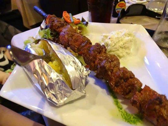Two Chefs - Karon Beach: Main course