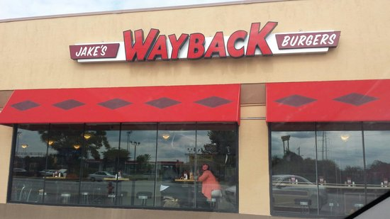 Jake's Wayback Burgers - Carolina