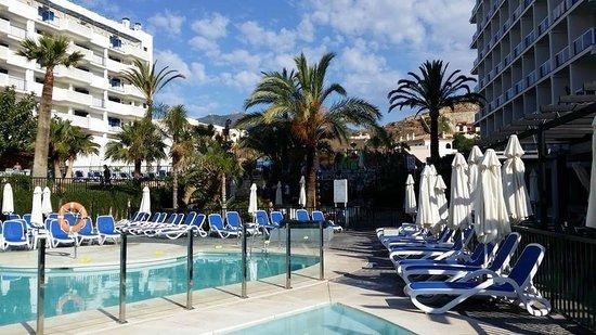 Hotel Los Patos Park : Pool Area