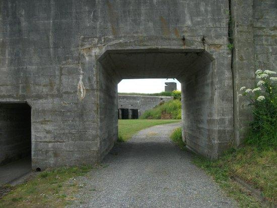 Fort Casey State Park: Entrance