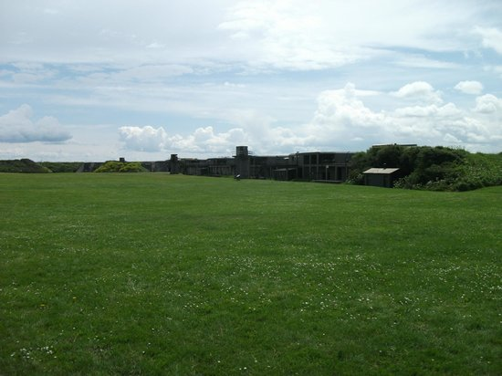 Fort Casey State Park: View from lighthouse