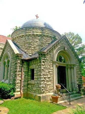 St. Elizabeth's Catholic Church: outside