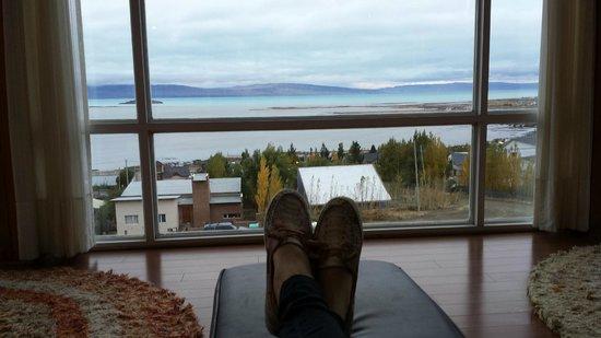 Terrazas del Calafate Hotel : View