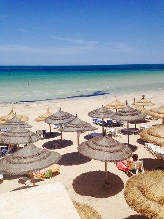 Club Oasis Marine : Oasis marine plage