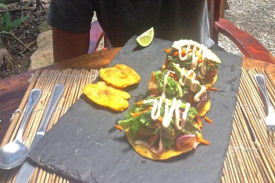Shambala: Fish Tacos