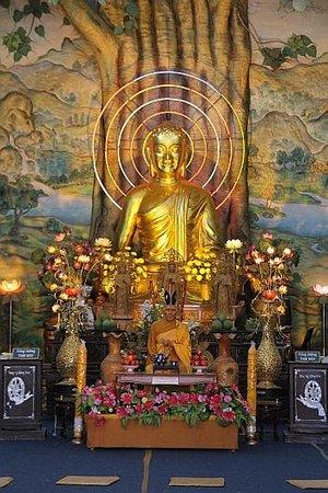 Pagode de Linh Phuoc : Pagoda perfect 2