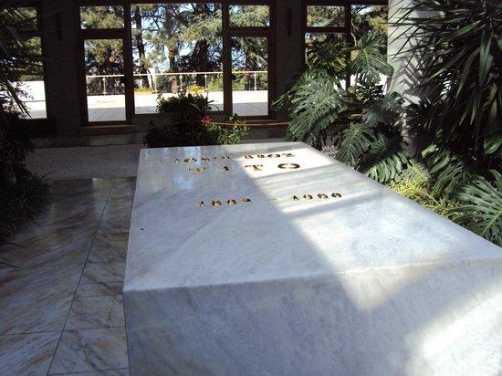 Museum of Yugoslav History: Tito's grave