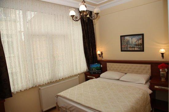 Rain Apart: double room