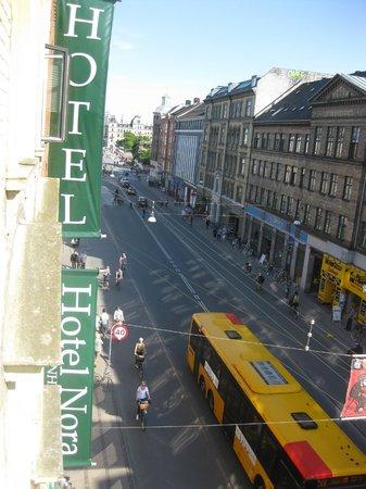 Hotel Nora CopenHagen : Vista