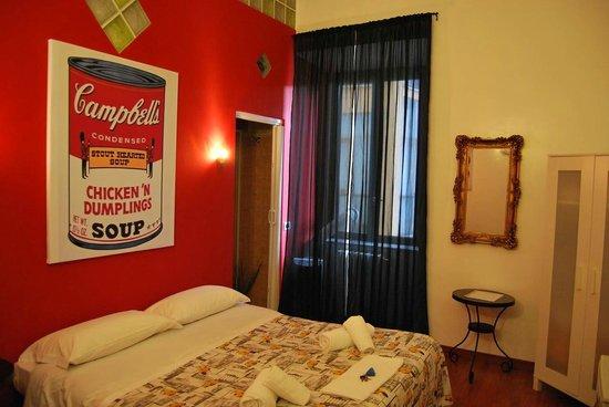 Core de Roma: camera 4