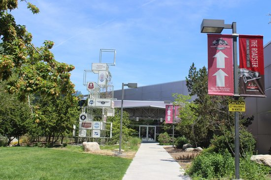 National Automobile Museum, Reno, May 2014