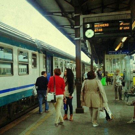 Stazione Ferroviaria Verona Porta Nuova