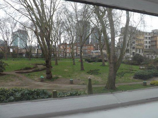 Thistle Euston : The view